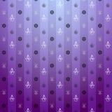 Christmas purple background Stock Photos