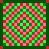 Christmas Quilt stock illustration