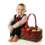 Christmas Ready Royalty Free Stock Photography
