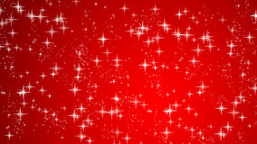Christmas red background. Christmas red abstract background with stains and star Stock Image