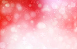 Christmas red background Stock Photos