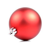 Christmas Red Ball Stock Photos