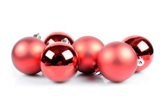 Christmas Red Ball Royalty Free Stock Images