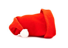 Christmas red cap Stock Images