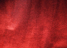 Christmas red glitter shiny  abstract = textured background Stock Image