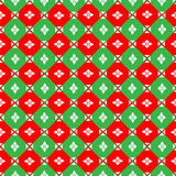 Christmas red and green background Royalty Free Stock Photography