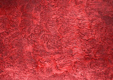 Christmas red shiny abstract copper paper background Royalty Free Stock Photos