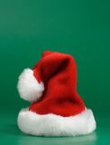 Christmas red and white hat Royalty Free Stock Photo