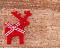 Christmas Reindeer Royalty Free Stock Photo