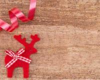 Christmas Reindeer Stock Photo