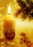Christmas religious Royalty Free Stock Image
