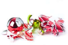 Christmas Remains Stock Images