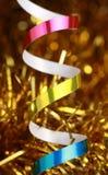 Christmas ribbon Royalty Free Stock Photo