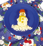 Christmas rice Royalty Free Stock Images