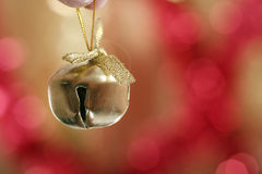 Christmas ringer Royalty Free Stock Photo