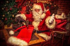 Christmas rush Stock Images