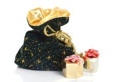 Christmas sack Royalty Free Stock Images
