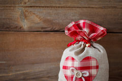 Christmas sack Stock Images