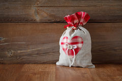 Christmas sack Royalty Free Stock Photos