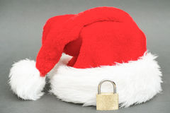 Christmas safety Royalty Free Stock Image