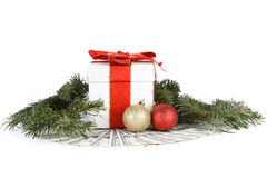 Christmas sale. Royalty Free Stock Photography