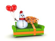 Christmas sale. Royalty Free Stock Photos