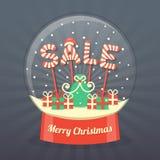 Christmas sale background Stock Photos