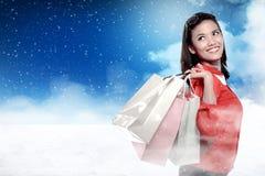 Christmas Sale Concept Royalty Free Stock Photos
