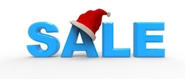 Christmas Sale Stock Photos