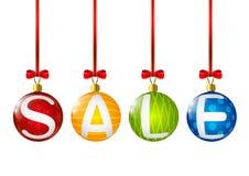 Christmas sale concept Stock Photo