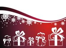 Christmas Sale dackground Stock Photos
