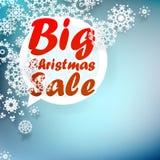 Christmas sale design template. + EPS10 Stock Photos