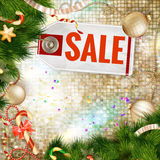 After Christmas Sale. EPS 10 Stock Photography