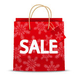 Christmas sale icon Royalty Free Stock Image