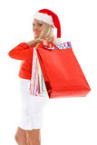 Christmas sale. Royalty Free Stock Photo