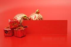 Christmas sales time Stock Photos