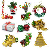 Christmas Sampler Two Royalty Free Stock Photo