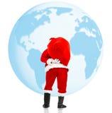 Christmas Santa. stock photography