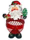 Christmas Santa stock image
