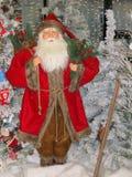 Christmas Santa Card - Stock Photo Royalty Free Stock Photos