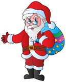 Christmas Santa Claus 1 Royalty Free Stock Photos