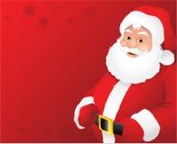 Christmas Santa claus stock illustration