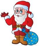 Christmas Santa Claus 2 Stock Photo