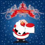 Christmas Santa Claus Stock Photography
