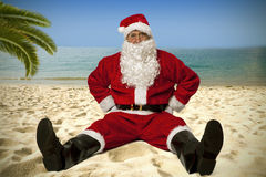 Christmas, santa claus Stock Photography