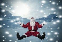 Christmas, santa claus Stock Photos