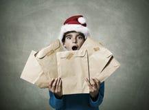 Christmas, santa claus Stock Images