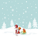 Christmas, santa claus Stock Photo