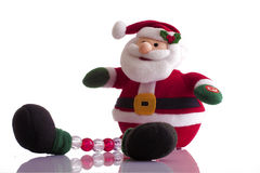 Christmas Santa Claus dol Stock Photo