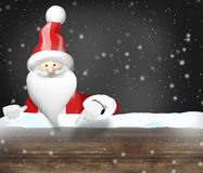 Christmas Santa Claus Royalty Free Stock Photography
